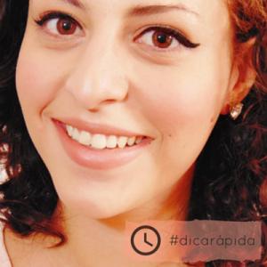 #DicaRápida