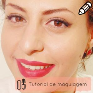 tutorial de maquiagem: evento diurno