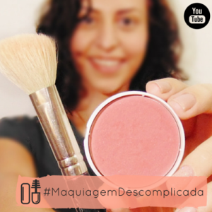 Como aplicar blush vídeo