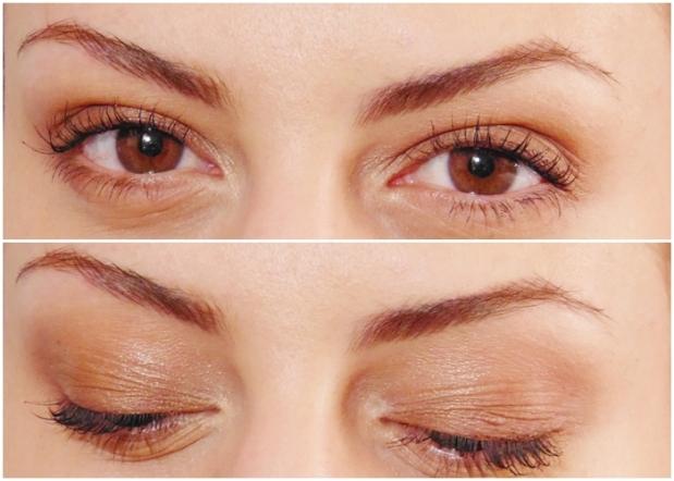 Final dois olhos maquiagem para o dia a dia