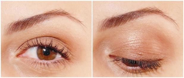 Final olhos maquiagem para o dia a dia