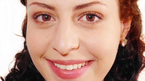 Final rosto maquiagem para o dia a dia